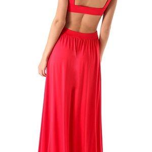 Rachel Pally Maxi Dress Red XS
